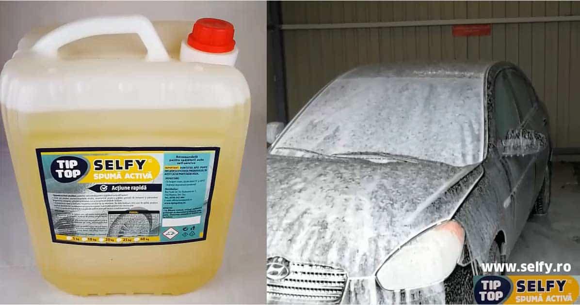 detergent auto